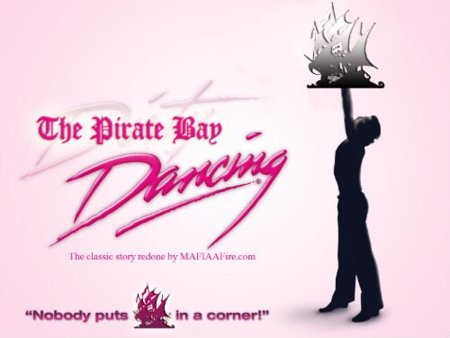 The Pirate Bay Dancing