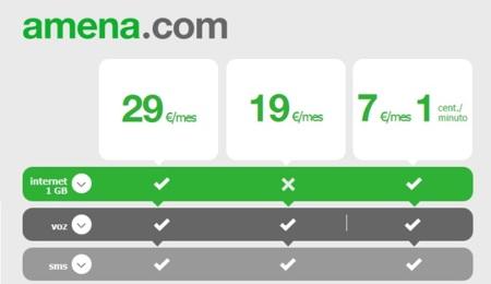 Amena cumple con Autocontrol eliminando el límite de minutos de sus tarifas planas