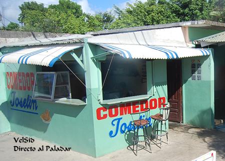 Los comedores dominicanos