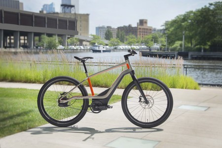 Harley Davidson Electric Bike 3