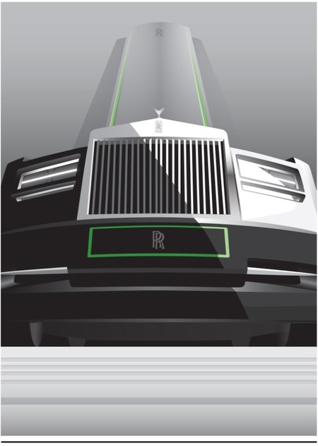 Rolls-Royce Art Deco