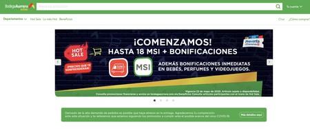Bodega Aurrera Lanza De Forma Oficial Su Nueva Tienda En Linea Justo A Tiempo Para El Hot Sale En Mexico