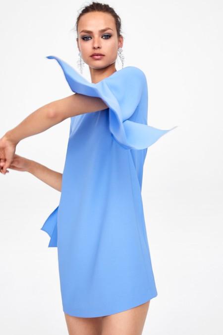 Zara Fiesta Vestidos Cortos 03
