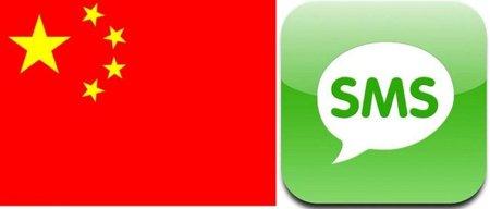 Ya es posible enviar SMS a China con cualquier operador