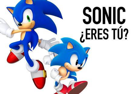 10 imágenes de lo mucho que ha cambiado Sonic con el paso de los años