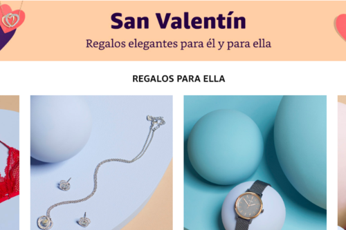 18 ideas de regalo de San Valentín para ella, en Amazon