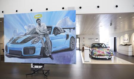 René Mäkelä para Porsche