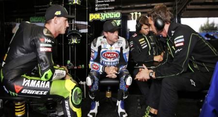 Alex Lowes Yamaha Motogp3