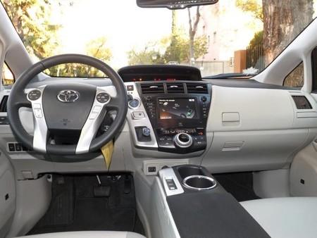 El Toyota Prius+ 7 plazas a prueba (II): Seguridad y conducción