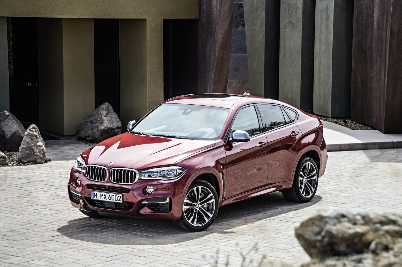 Foto de BMW X6 2014 (36/96)