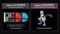 Mewtwo podría convertirse en el primer DLC de pago para Super Smash Bros.