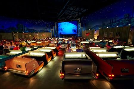Sci Fi Dine In Theater Disney S Hollywood Studios