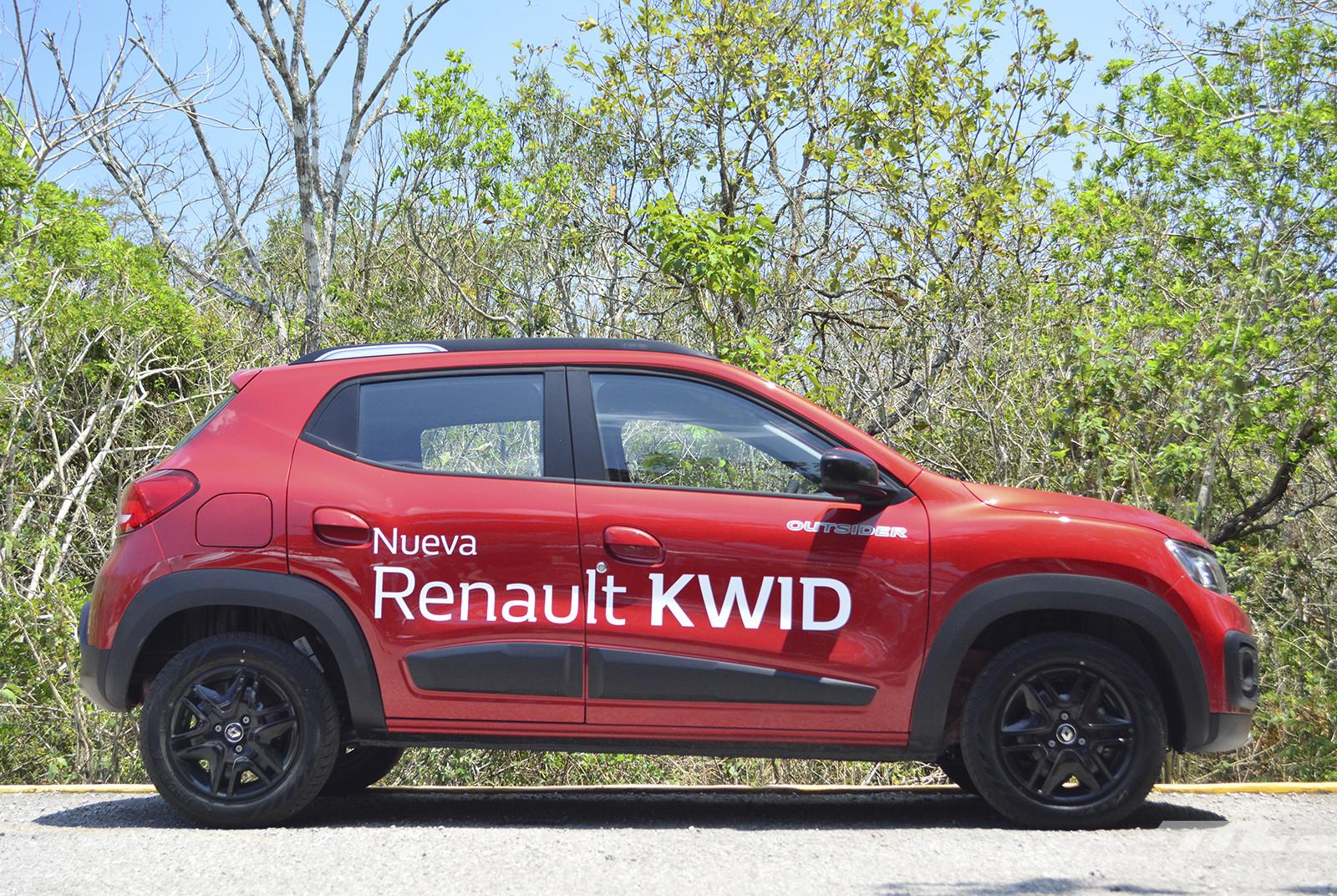 Foto de Renault Kwid (lanzamiento) (7/15)