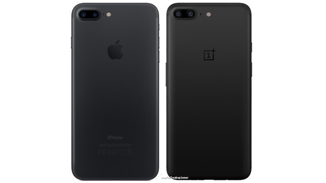 Oneplus Copia Iphone