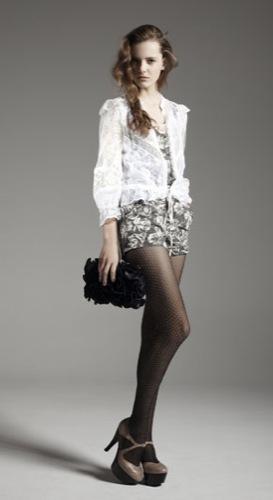 TopShop, colección Primavera-Verano 2010: informal y moderna, catálogo completo, shorts