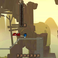 La jugabilidad y los niveles de Super Meat Boy Forever en todo su esplendor en más de tres horas de gameplay