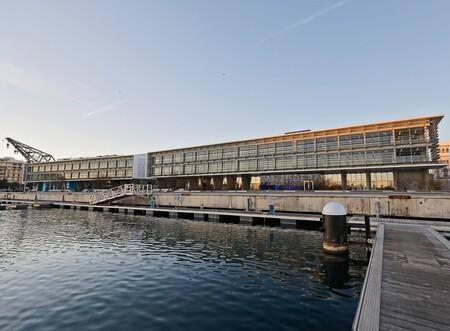 Sede de Lanzadera en La Marina de València. / Lanzadera