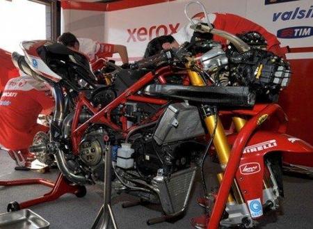 Las Ducati se pondrán a dieta para la próxima cita de Superbikes