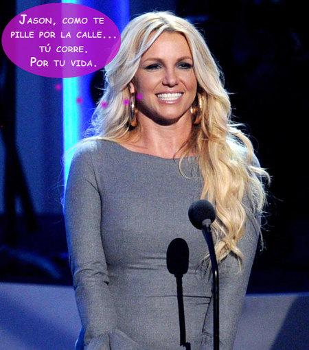 ¿Peor que ser dejada por sms? Que lo hagan a través de tu padre... ¿Verdad, Britney?