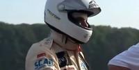 300 km/h para el conductor invidente más rápido del mundo