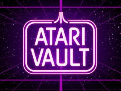 ¿Cuántos  juegos eres capaz de identificar en el tráiler de Atari Vault?