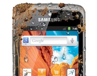 Samsung Galaxy Xcover, el Galaxy en versión todoterreno