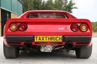 Tax The Rich: este Ferrari 288 GTO está más vivo que nunca