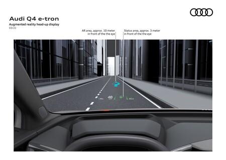 Audi Q4 E Tron Realidad Aumentada