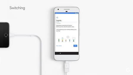 Los Google Pixel te permiten copiar los datos de tu antiguo iPhone o Android con su conector OTG de serie