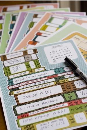 Mantén las devoluciones de tus libros al día con Overdue Book Calendar