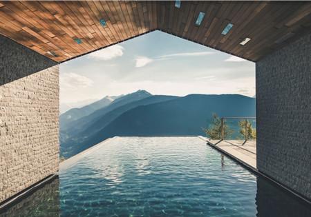 Diseño Y Naturaleza Van De La Mano En Este Impresionante Hotel De