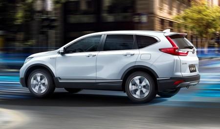 Honda CR-V Hybrid, ¡lo que estábamos esperando! Aunque por ahora es sólo para China