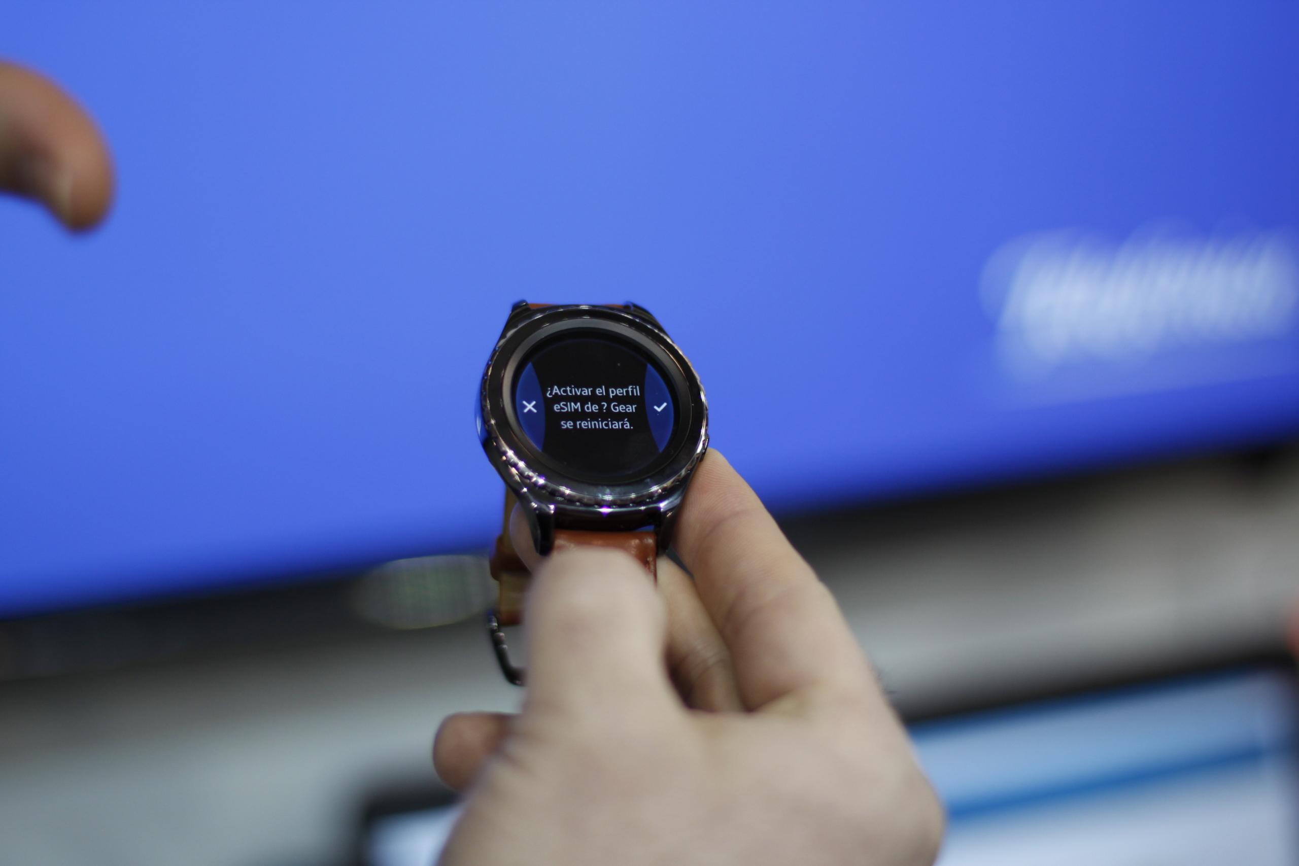 Foto de eSIM en Samsung Gear S2 (6/7)
