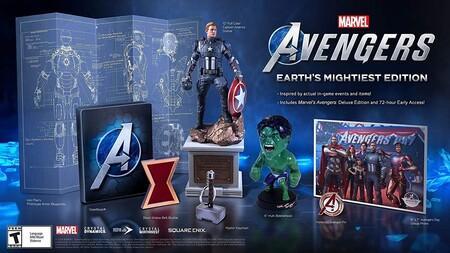 Marvels Avengers en promoción en Amazon México por Cyber Monday