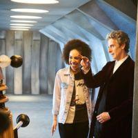 'Doctor Who' ya tiene nueva 'companion': la desconocida Pearl Mackie sustituye a Jenna Coleman