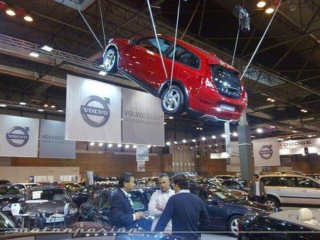 Volvo C30 en el Salón del VO