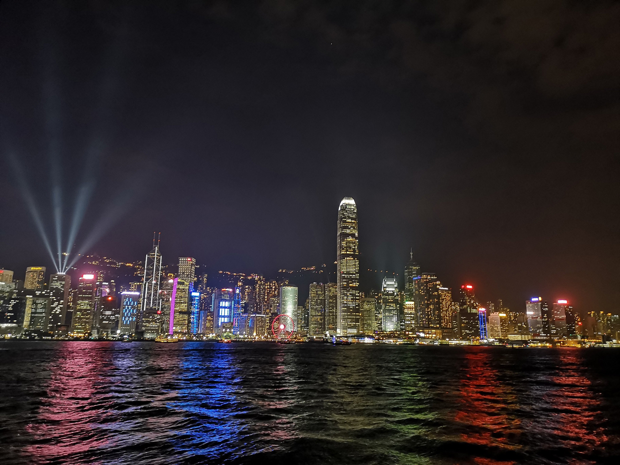Huawei P20 Pro, fotos de muestra