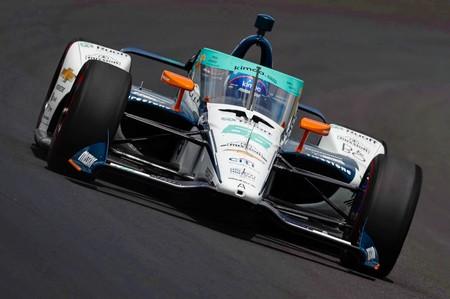 """Fernando Alonso comienza quinto las 500 millas de Indianápolis: """"Tenemos velocidad, estoy muy contento"""""""