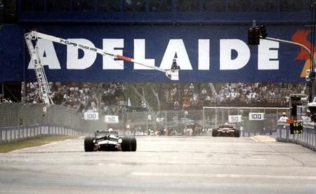 Gran Premio de Australia de 1994: leyendas que empiezan, leyendas que terminan