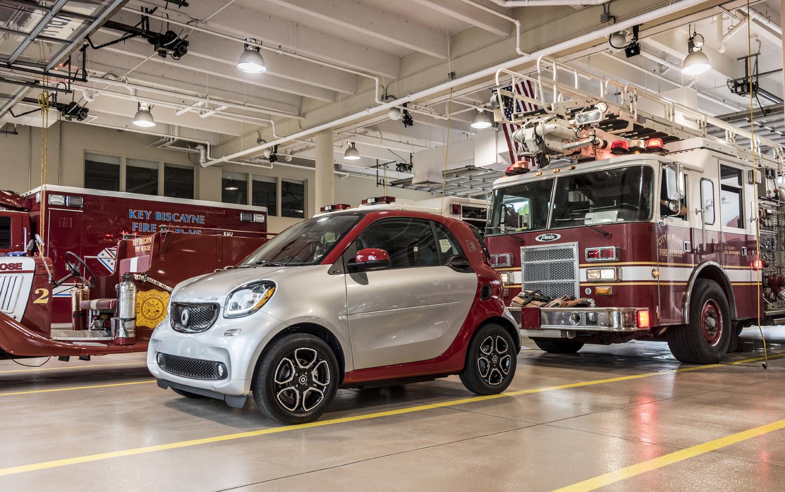 Foto de smart fortwo Electric Drive, toma de contacto (38/313)