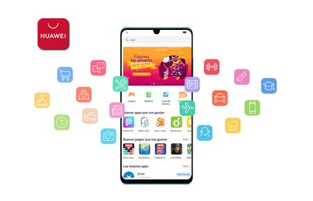 Huawei Appgallery B2