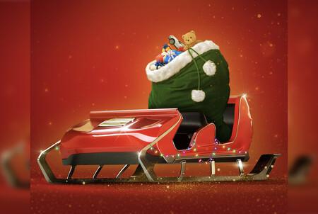 A 1,000 km/s y caja manual de 9 cambios: así es la ficha técnica del Trineo de Santa, según SEAT