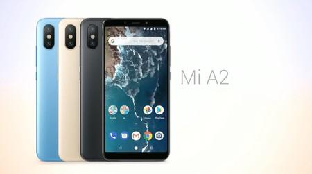 Xiaomi MiA2 de 64GB a su precio mínimo en Amazon: 209,99 euros y envío gratis
