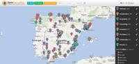 Spain Startup Map, ¿dónde se encuentran las Startups en España?