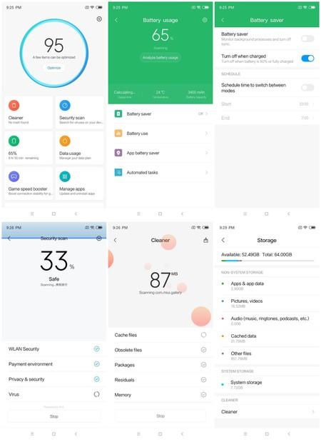 Mantenimiento Xiaomi Mi 8