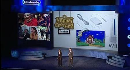 E3 2008: Llega 'Animal Crossing' con Wii Speak