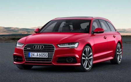 Sutiles (muy sutiles) cambios para los Audi A6 y A7