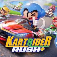 KartRider Rush+: la competencia del 'Mario Kart Tour' llega fuerte a iOS y Android