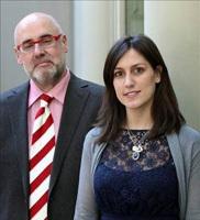 Jordi Cervera y Marta Gené, XVII Premio Edebé de Literatura Infantil y Juvenil