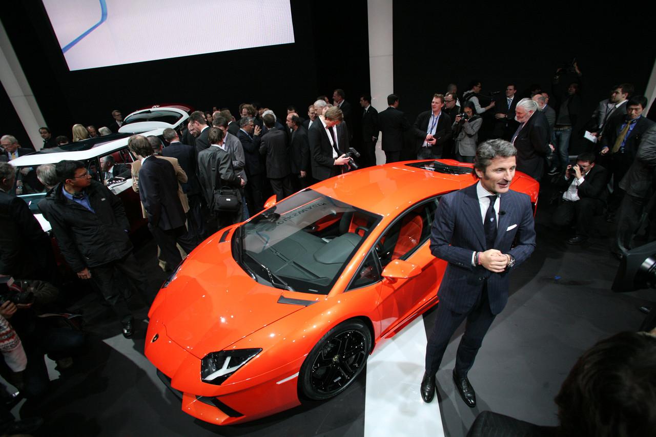 Foto de Lamborghini Aventador LP700-4 (39/62)